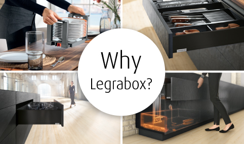 Why Stoneham chose Legrabox