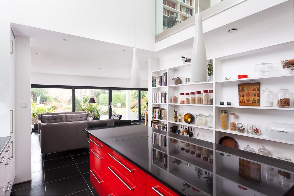 Sandrock Road, Maidstone Modern Kitchen island