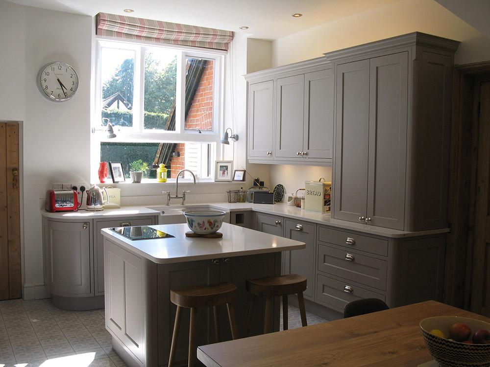 The ROBERT's Hand Painted Bespoke Kitchen main image