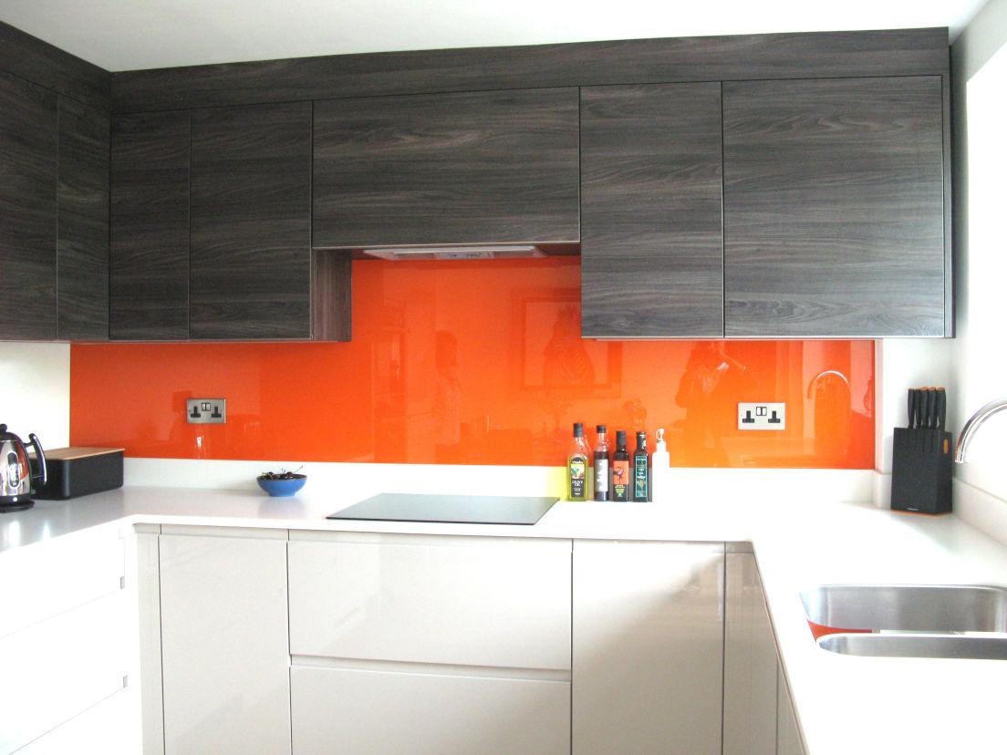 Stoneham High Gloss Kitchen Transformation