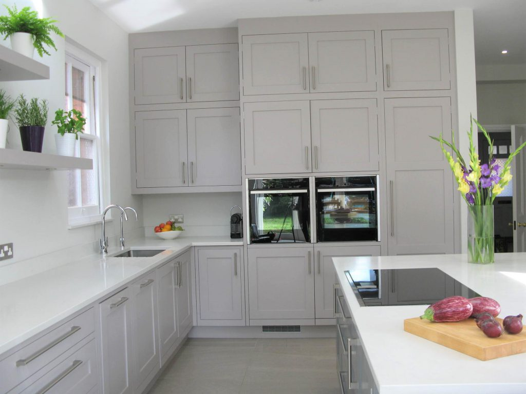 Court Road, Tunbridge Wells whole kitchen