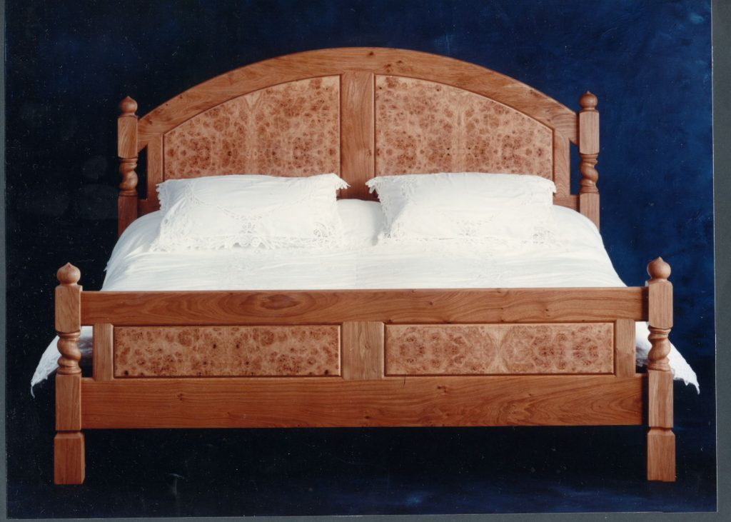 Bespoke Beds front view
