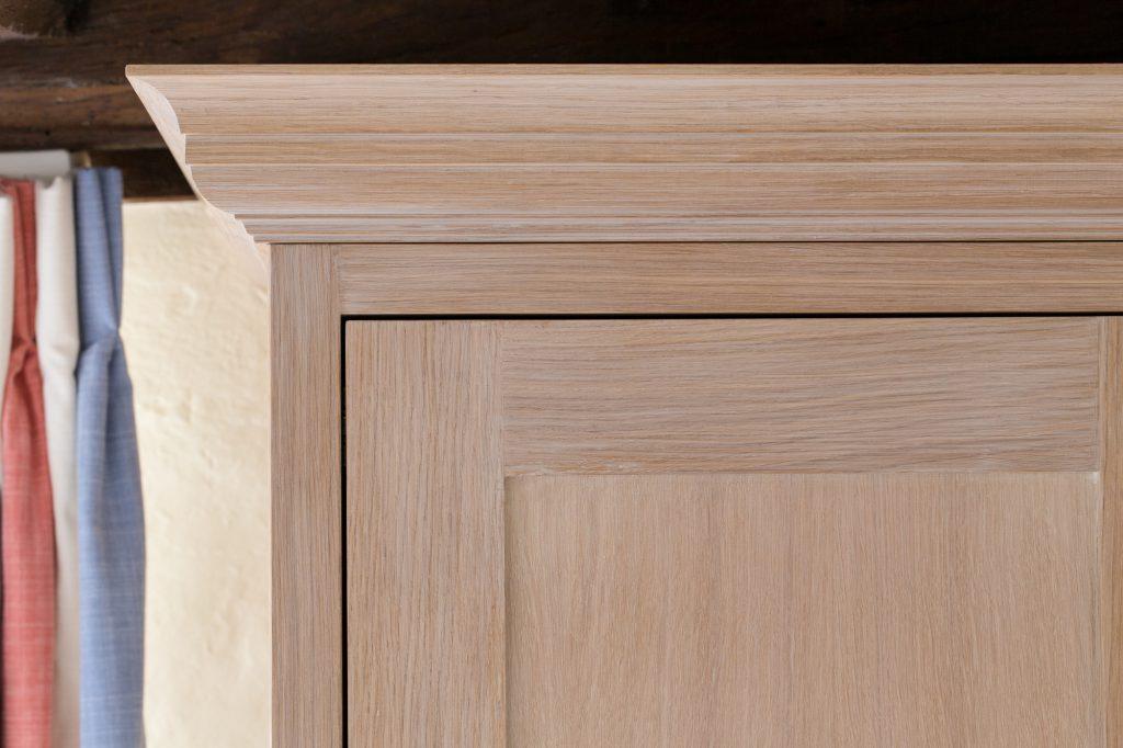 Cranesden detailing close up
