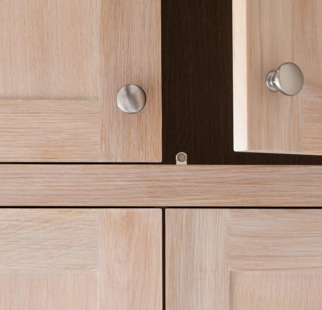 Cranesden door close up