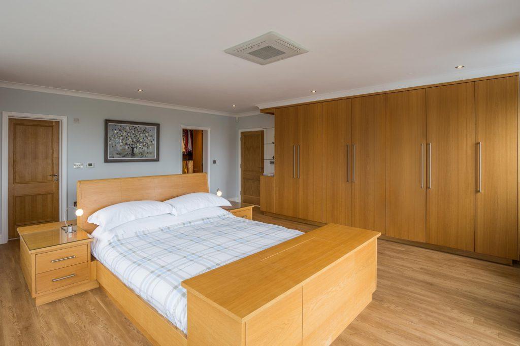 Glenmore Road East open whole bedroom