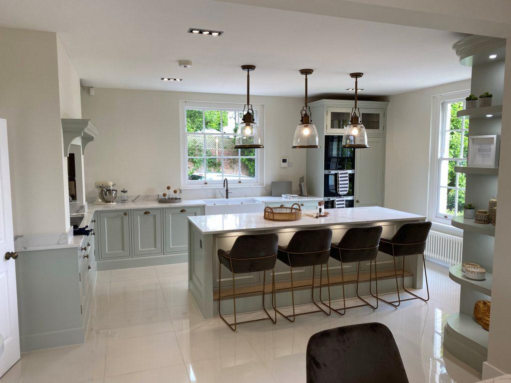 Nevill Park, Tunbridge Wells whole kitchen