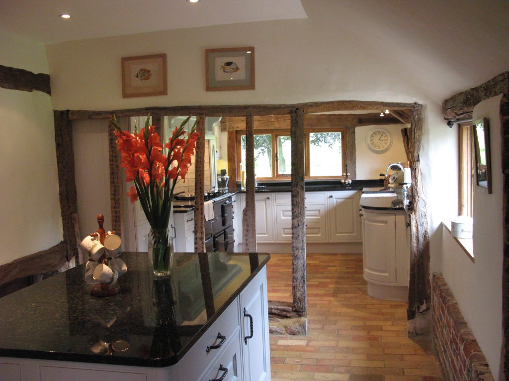 Babbes Lane, Battle kitchen island whole kitchen