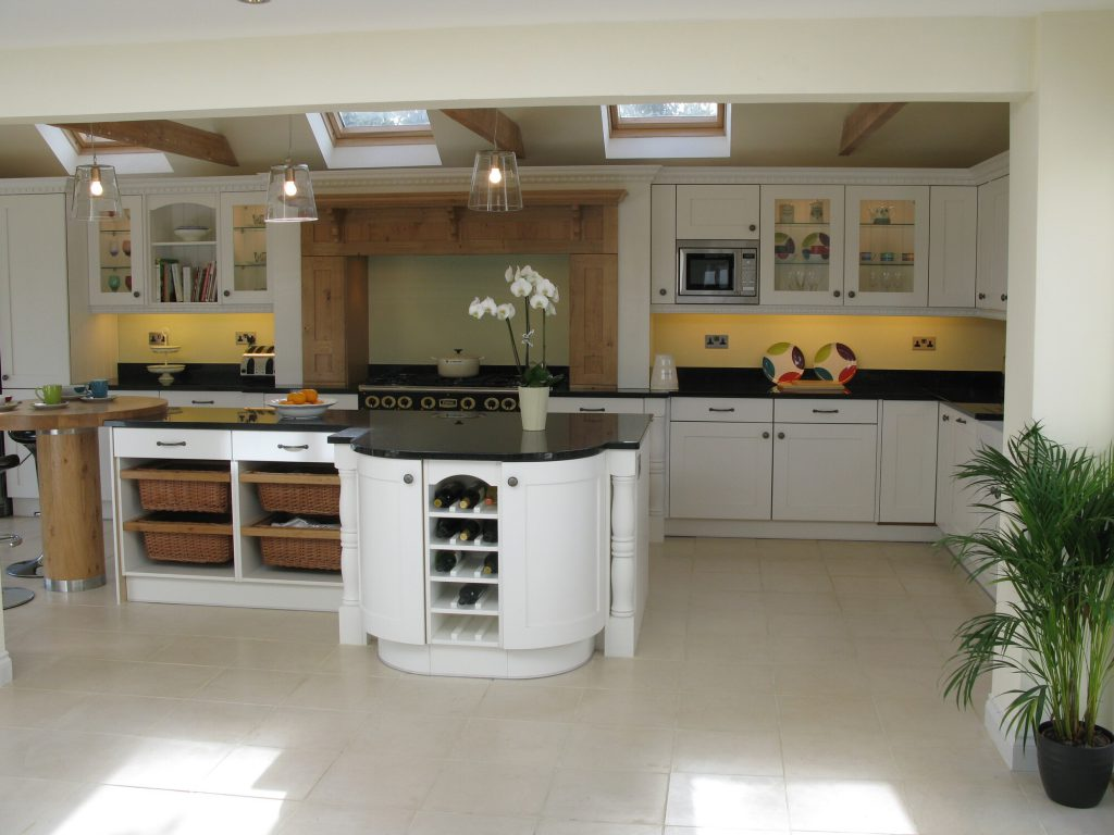 East Street, Esher, Surrey whole kitchen side view