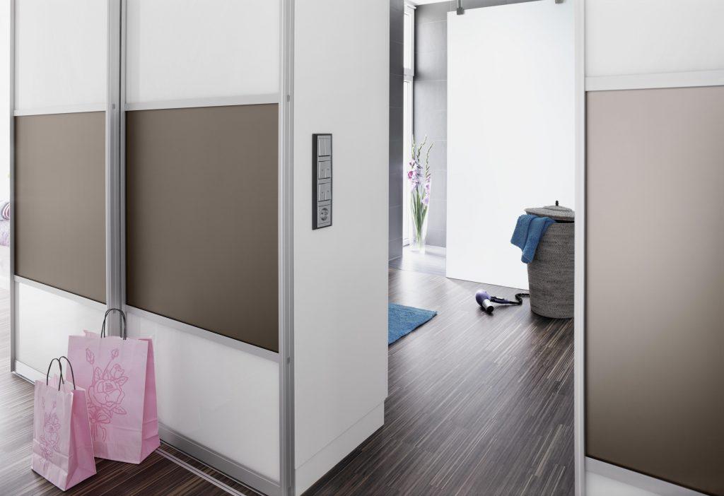 Gudcina Gleittüren Raumteiler Schranksysteme wardrobe