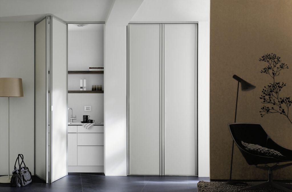 Gudcina Gleittüren Raumteiler Schranksysteme open door